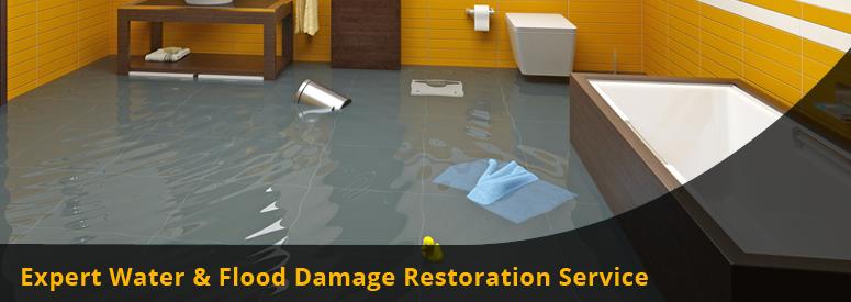 Water and Flood Damage Restoration Redondo Beach CA